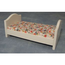 Childs White Bed