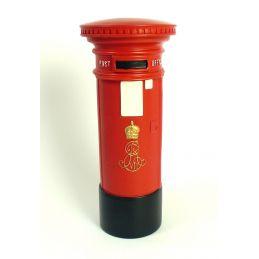 Dolls House Edwardian Post Box