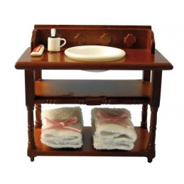 Washstand and Accessories