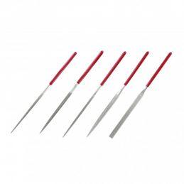Set Of 5 Diamond Needle Files