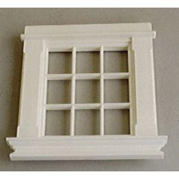 9-pane Georgian Style Window