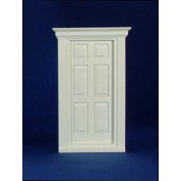 24th Scale Large Georgian Style Door