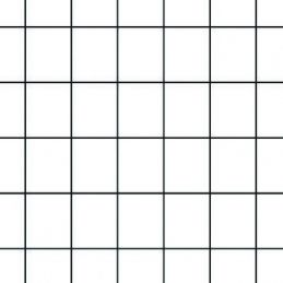 Square Lead Light Acrylic Sheet A4 Sheet for Dolls House Windows