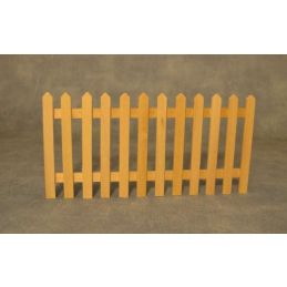 Picket Fence 75mm High x 150mm Wide