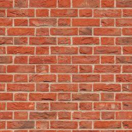 A3 Red Brick Flemish Bond