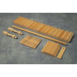 Staircase Kit 1 12 Scale for Dolls House