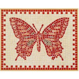 Domenech Butterfly Mosaic Kit