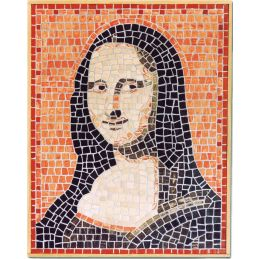 Domenech La Mona Lisa Mosaic Kit