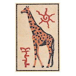 Domenech Giraffe Mosaic Kit