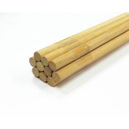 Hardwood Dowels - 12mm x 450mm (10)