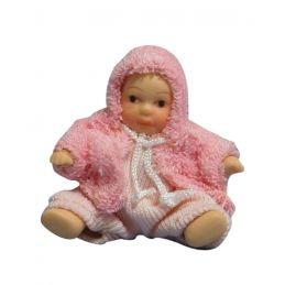 Poseable Baby Girl