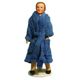 Poseable Man In Robe