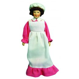 1/12th Scale Dolls House Cook