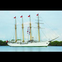 Esmeralda Naval Training Model Ship Kit