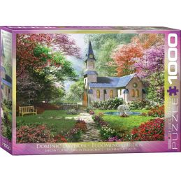 Eurographics Blooming Garden 1000 Piece Jigsaw