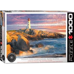 Eurographics Peggys Cove Nova Scotia 1000 Piece Jigsaw