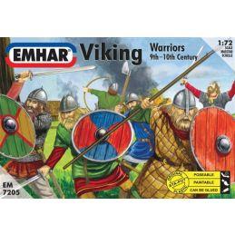 Emhar Viking Warriors 50 Figures