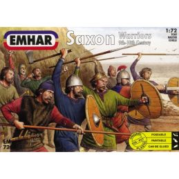 Saxon Warriors 9th-10th Century