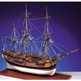 Caldercraft HM Bark Endeavour 1768 1:64 Scale Model Kit
