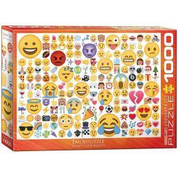 Eurographics Emojipuzzle 1000 Piece Jigsaw