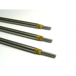 M4 Fine Line Stainless Prop Shafts