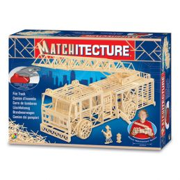 Matchitecture Fire Engine Kit
