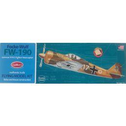 Guillows Focke-Wulf FW-190 Kit