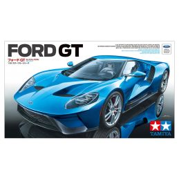 Tamiya Ford GT Car Kit