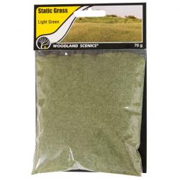 Woodland Scenics Static Grass Light Green