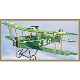 Guillow British Se5-a Balsa Wooden Aircraft Kit