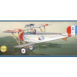 Guillow Nieuport Ii Wooden Aircraft Kit