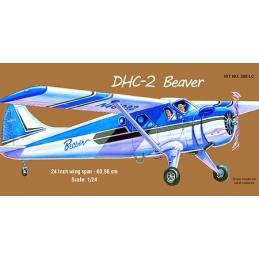 Guillows de Havilland DHC-2 Beaver
