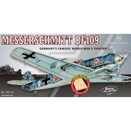Guillow Messerschmitt Bf-109 Wooden Aircraft Kit