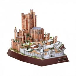 Game of Thrones 3D Puzzle of The Red Keep