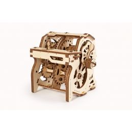 UGears Gearbox Educational Wooden Kit