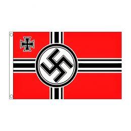 German Naval Ensign - 1933-1945