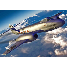 HK Models Gloster Meteor F.4 1:32 Scale