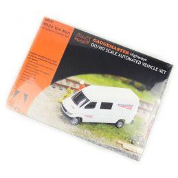 Gaugemaster White Van Man Car System Starter Set
