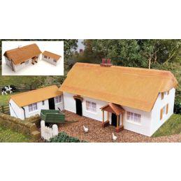 Fordhampton Farmhouse/Holiday Cottage Kit