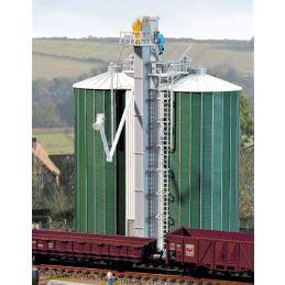 Fordhampton Grain Silos Kit