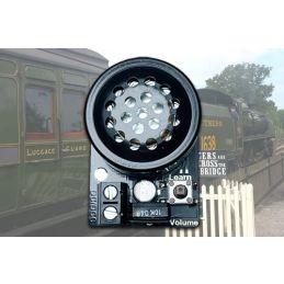 Gaugemaster Station (Steam) Scenic Sounds Module