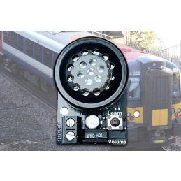 Gaugemaster Station (Modern) Scenic Sounds Module
