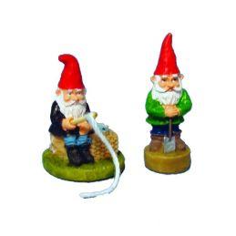 Active Garden Gnomes