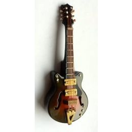 Gretsch Electric Guitar and Black Case
