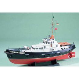 Krick Grimmershorn Motor Vessel Model Boat Kit