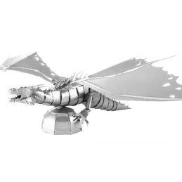 Metal Earth Harry Potter Gringotts Dragon 3D Metal Model Kit