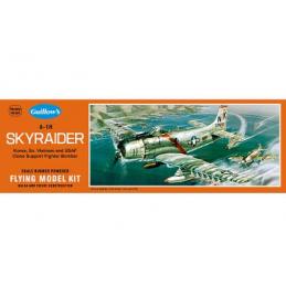 Guillows Skyraider Balsa Plane Kit