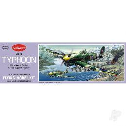Guillows Typhoon Mk.1B Aircraft Kit