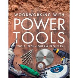 Woodworking with Power Tools Book