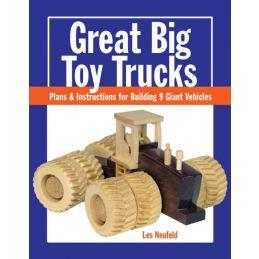 Great Big Toy Trucks Book